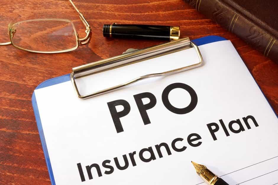PPO insurance for drug rehab